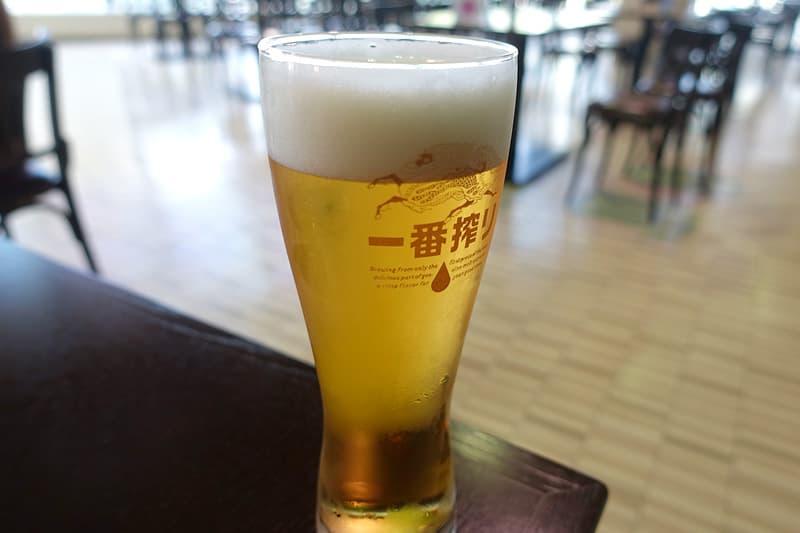 キリンビール 横浜工場見学