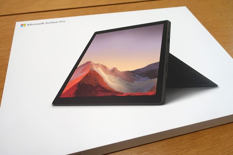 Surface Pro 7のケース