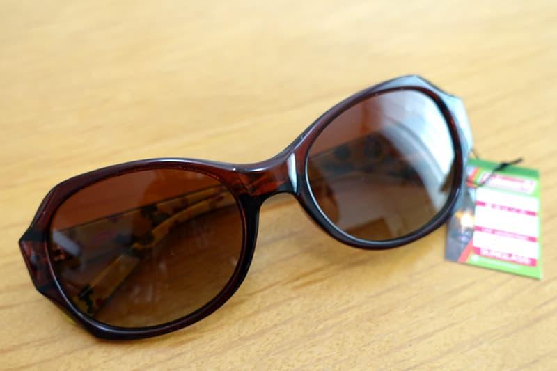 コールマンのサングラス