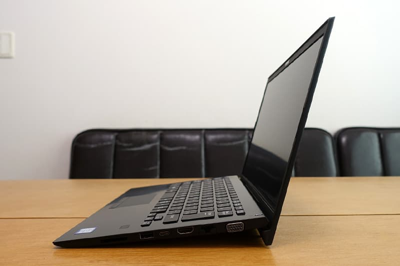 VAIO SX14 ALL BLACK EDITION