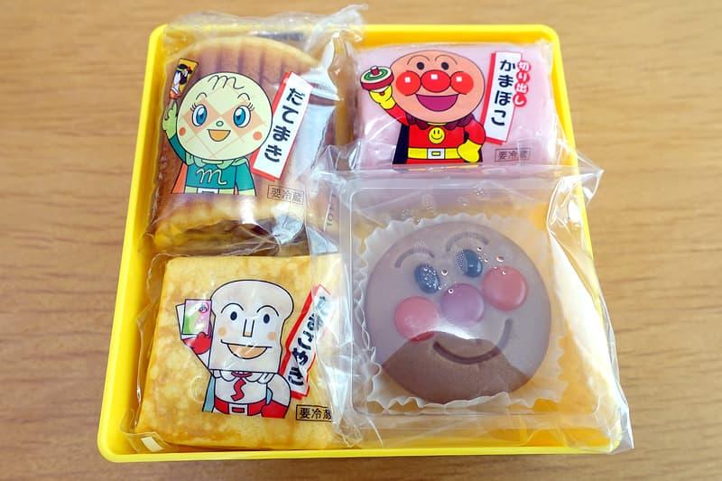 かまぼこ だてまき たまごやき 和菓子