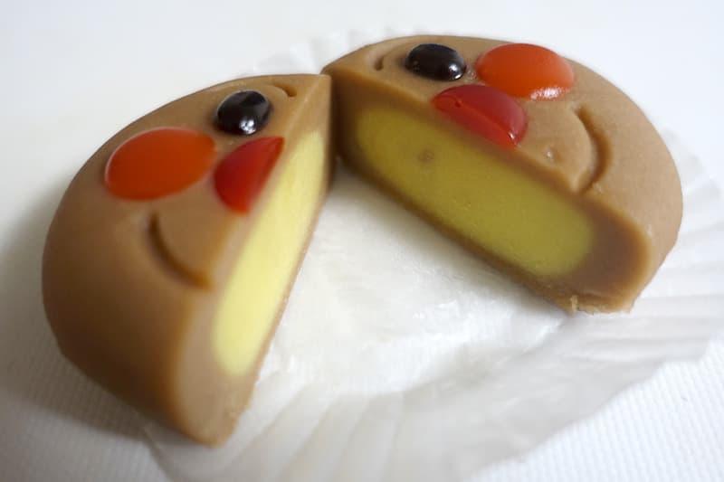 アンパンマンの和菓子