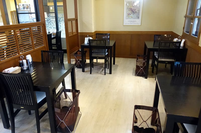 レストラン海峡楼