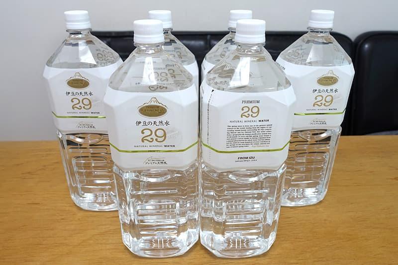 プレミアム伊豆の天然水29