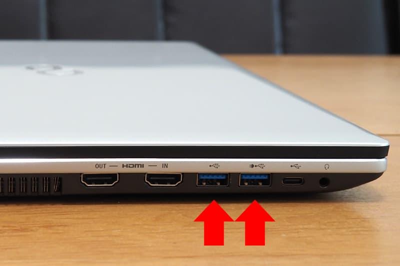 USB端子