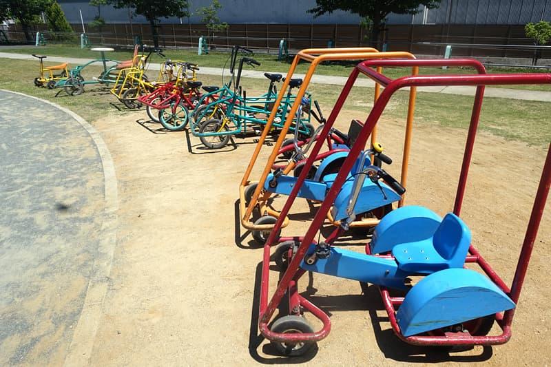 変わり種自転車