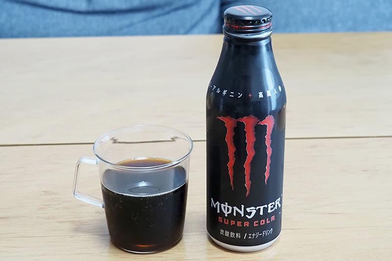 モンスター スーパーコーラ ボトル缶