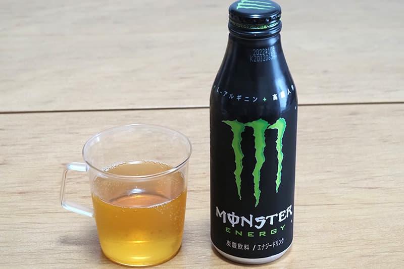 モンスターエナジー ボトル缶