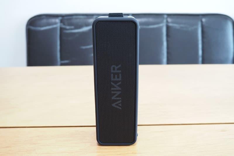 Anker Soundcore 2の縦置き