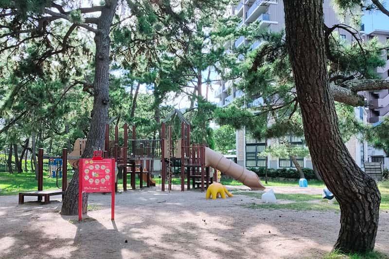 舞子公園の遊具