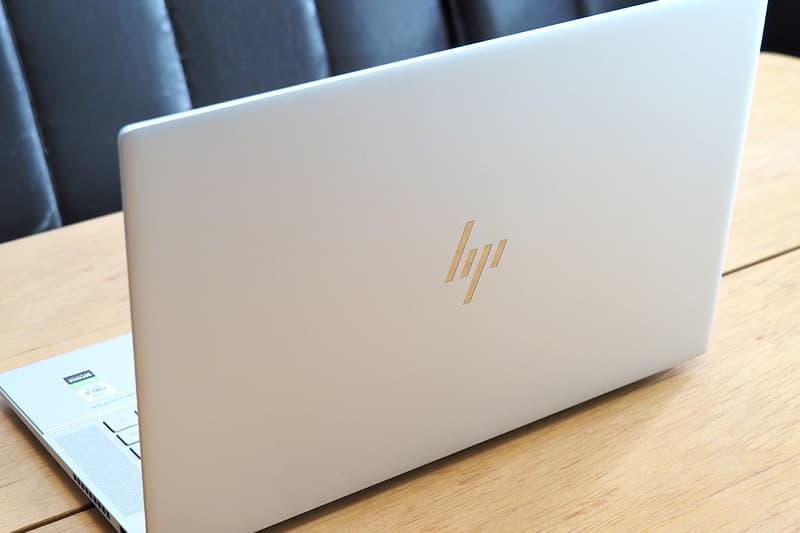 HP ENVY 15のデザイン