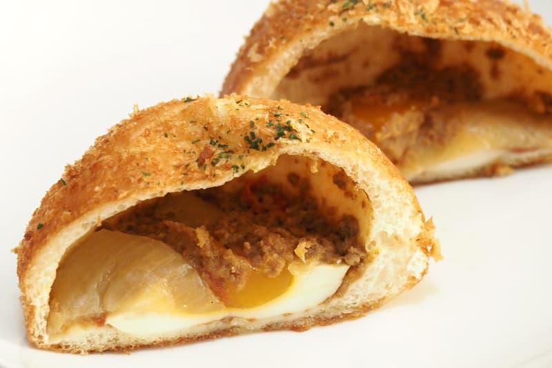 半熟たまごカレーパン