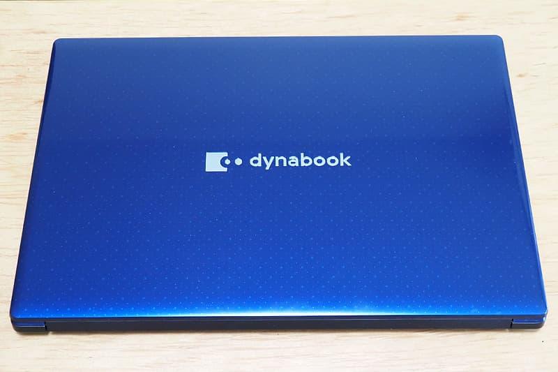 dynabook NZ65 Mの背面
