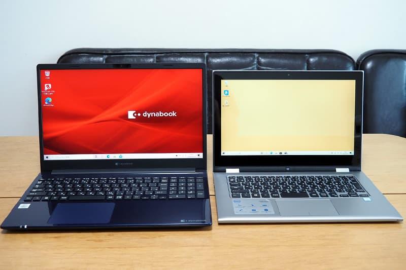 dynabook NZ65 Mと13.3型ノートパソコン