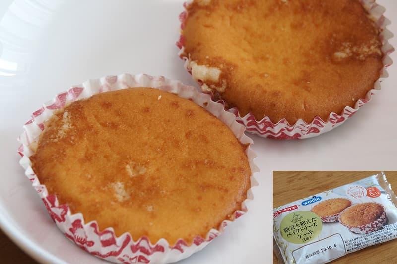 糖質を抑えたベイクドチーズケーキ