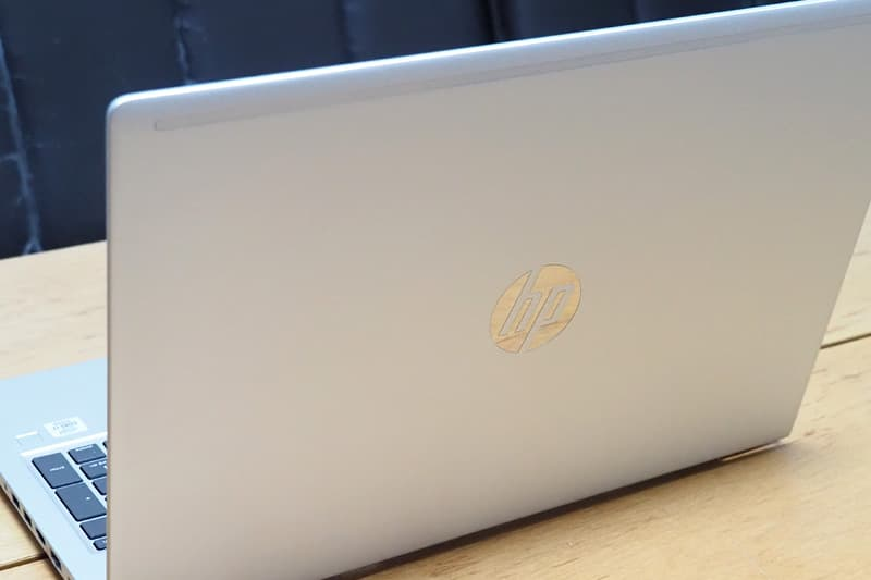 HP ProBook 450 G7の背面