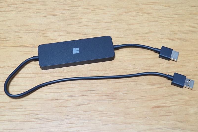 Microsoft 4K ワイヤレス ディスプレイ アダプター