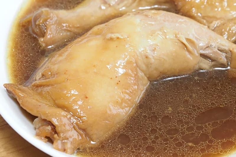 チキンの照りっと煮