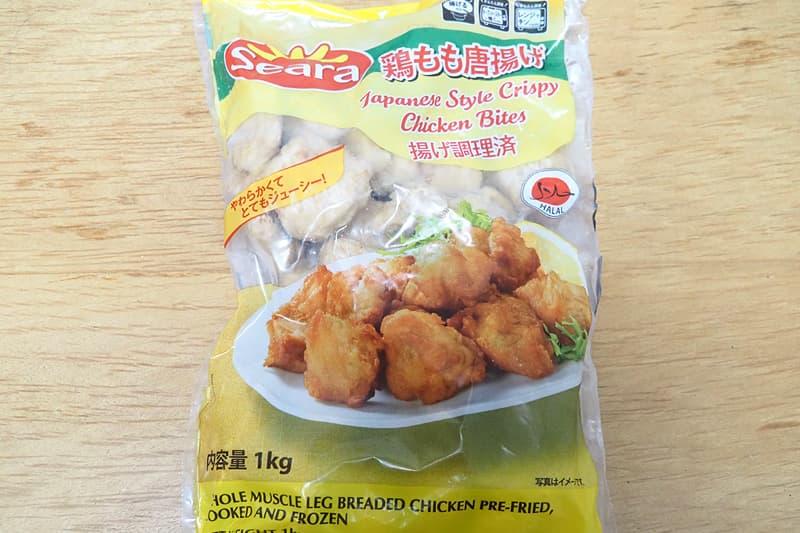 業務スーパー Seara 鶏もも唐揚げ