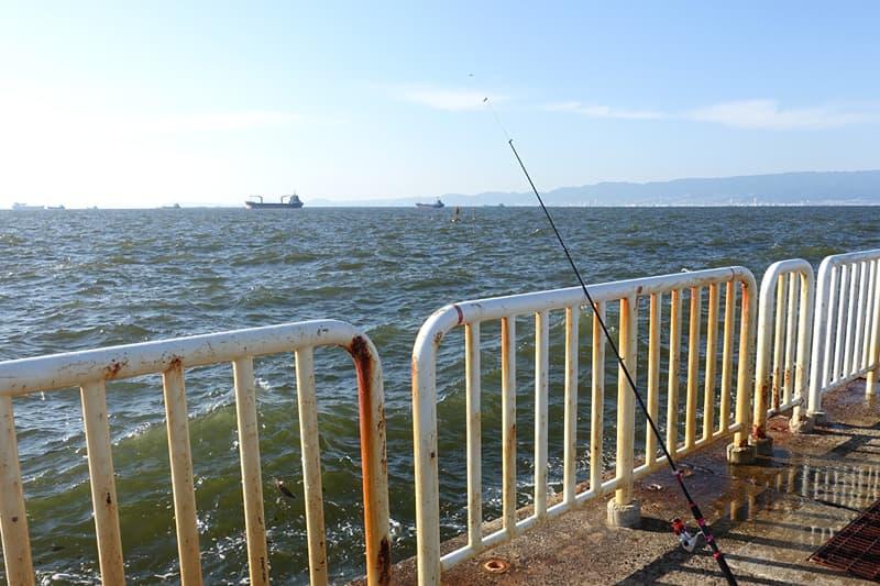 南港海釣り公園