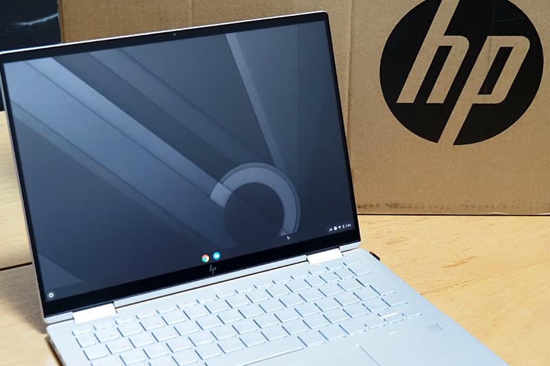 HP Chromebook x360 13c