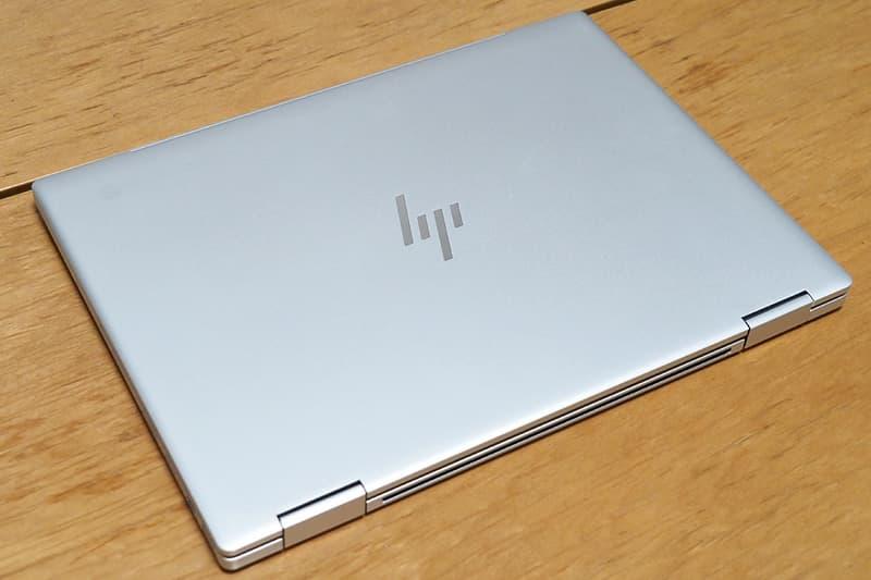 HP Chromebook x360 13cの外観