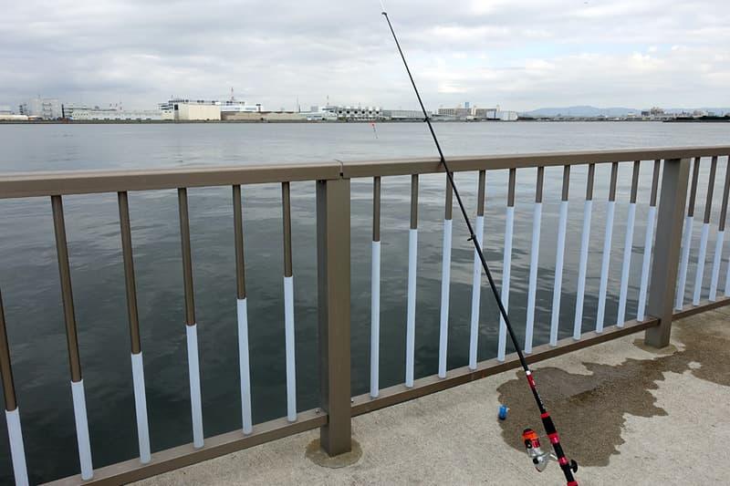 海とのふれあい広場 海釣りテラス