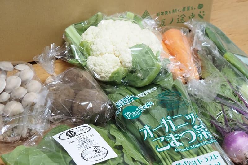 坂ノ途中 野菜セット