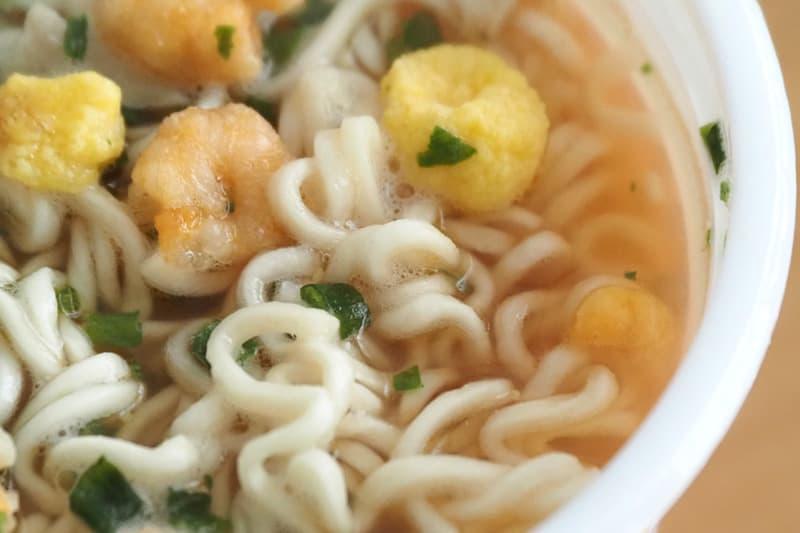 金ちゃんヌードルの麺