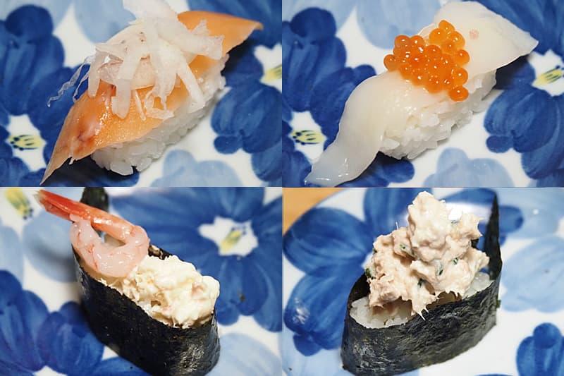 寿司のアレンジ
