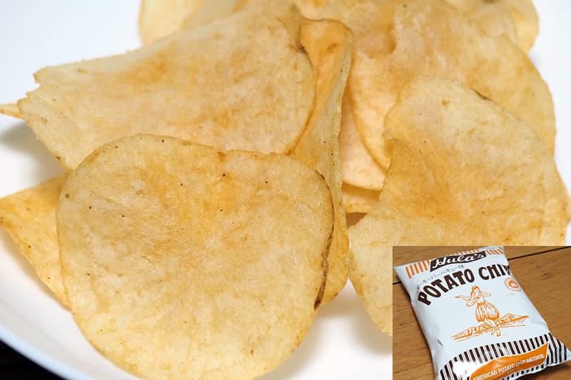 フラ印 アメリカンポテトチップス スモーキーバーベキュー味