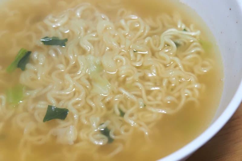 カムジャ麺の麺