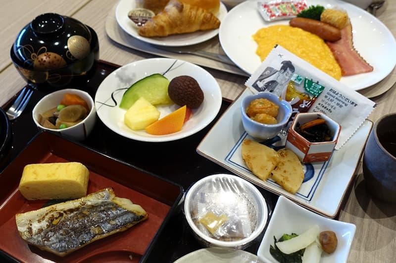 ホテル阪急レスパイア大阪 朝食