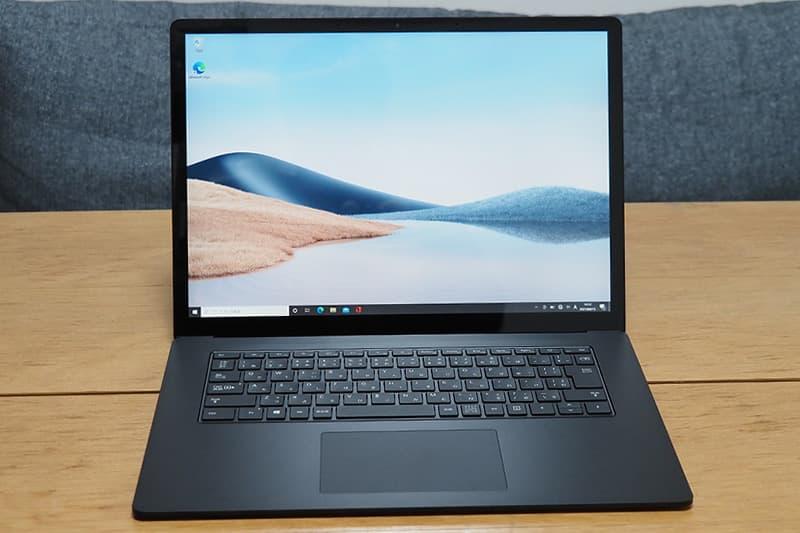 Surface Laptop 4 15インチ