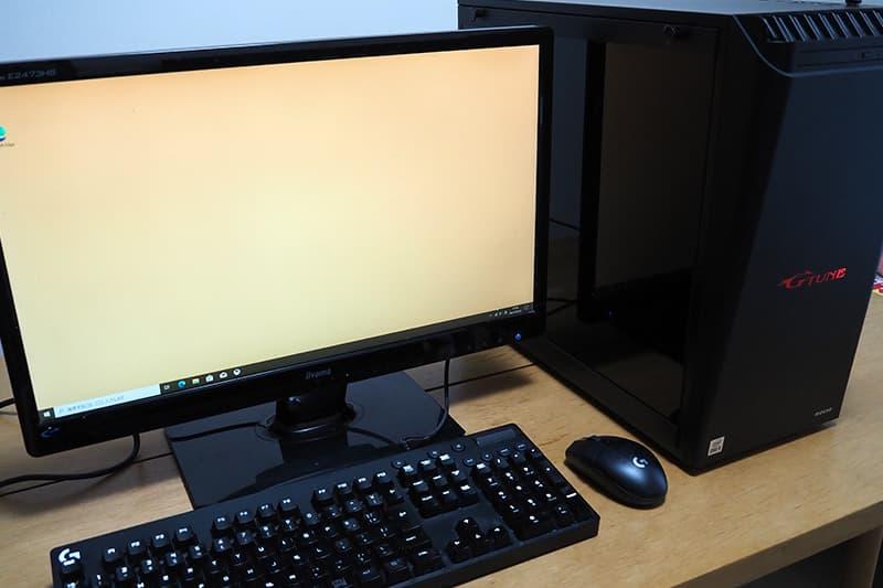 マウスコンピューター G-Tune HN-Z