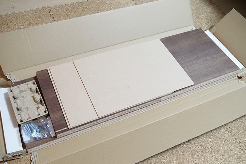 アイリスオーヤマのカラーボックス
