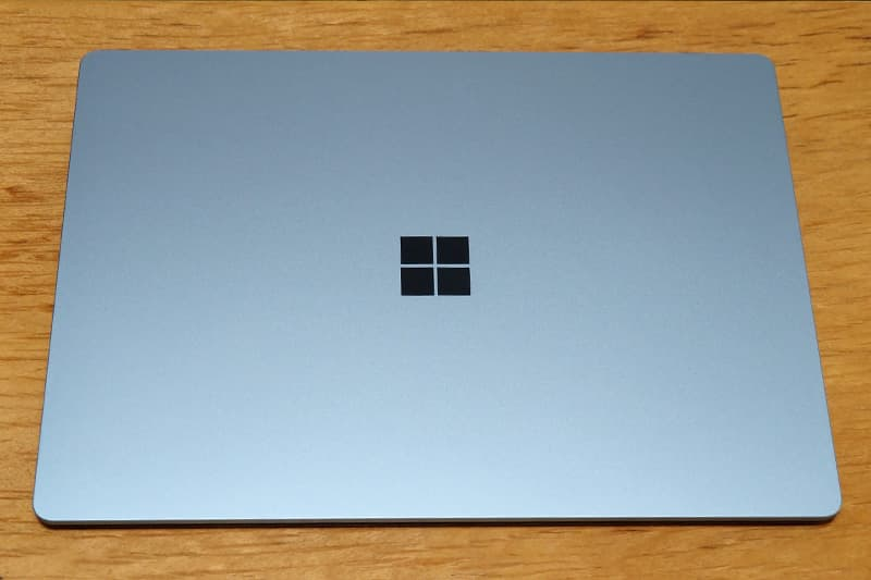 Surface Laptop 4 13.5インチ アイスブルー