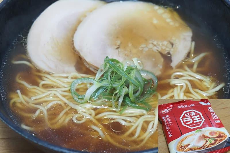 日清ラ王 醤油