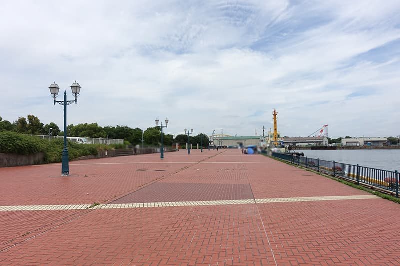 大阪のなぎさ公園