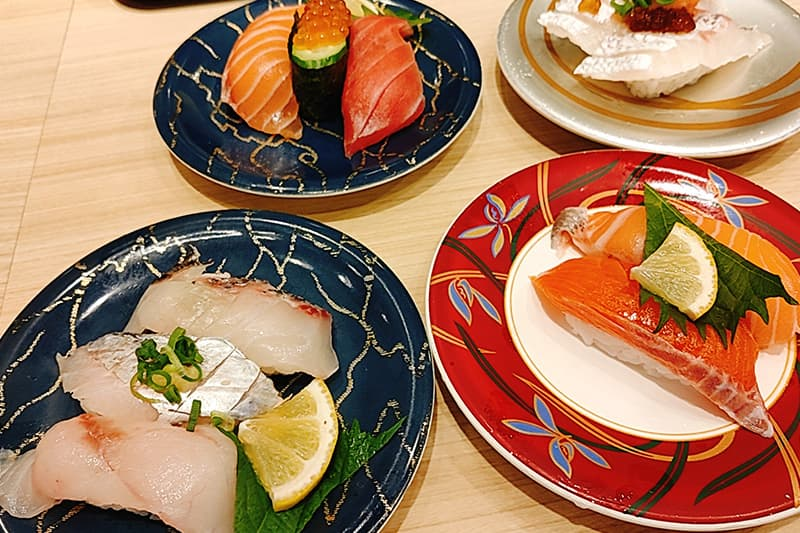 大起水産回転寿司