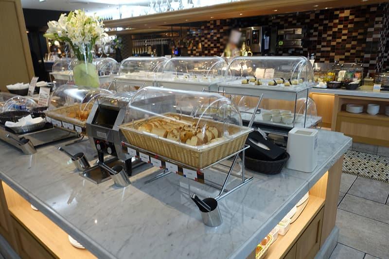 名古屋東急ホテルの朝食ビュッフェ