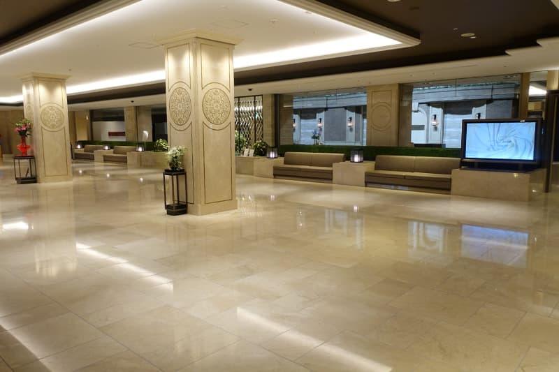 名古屋東急ホテルのロビー