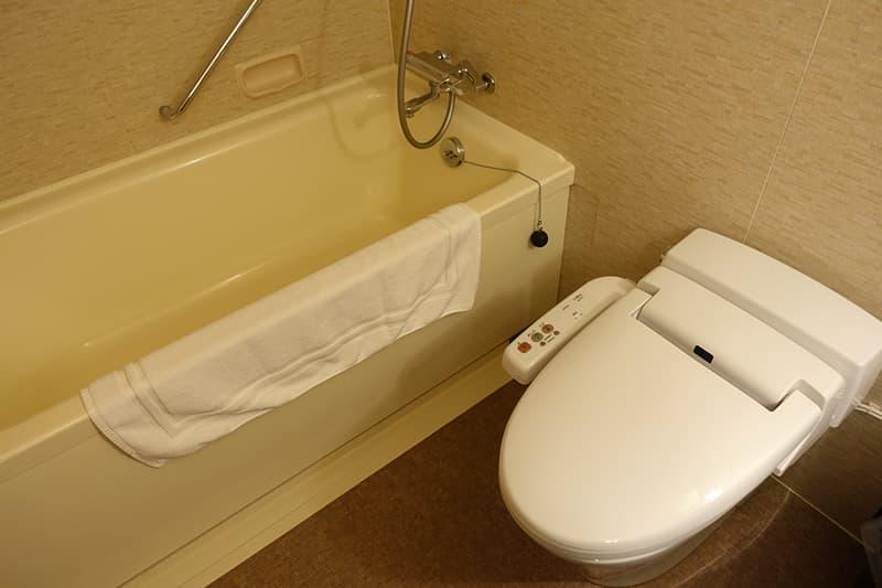 名古屋東急ホテルのお風呂