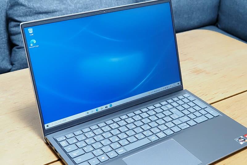 Dell New Inspiron 15(5515)AMDプラチナ