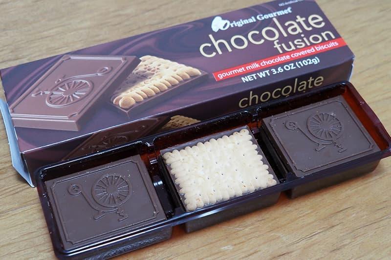 チョコレート フュージョン