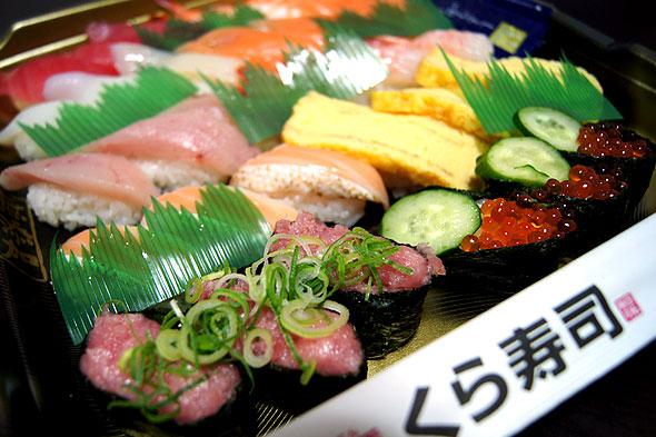 くら寿司人気10種セット